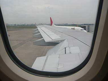 090718羽田空港
