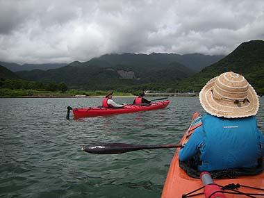 090720栗生川を上る