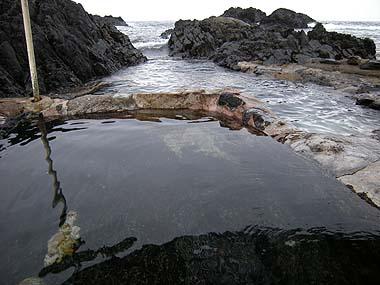 090723海中温泉