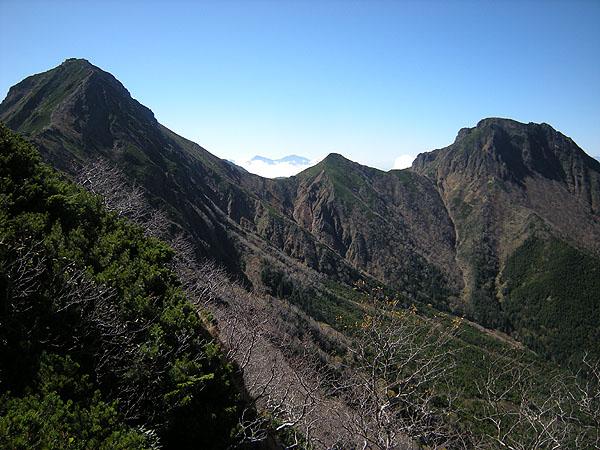 091004赤岳阿弥陀岳