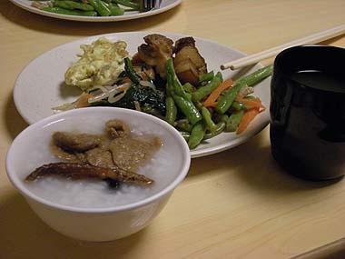 091031朝食