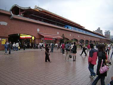 091101淡水駅