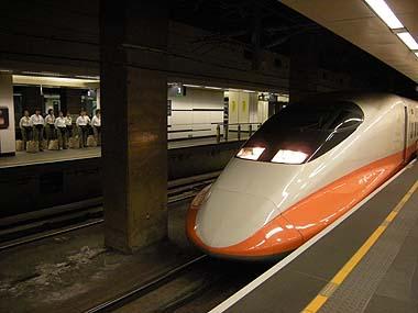 091103台湾高速鉄道