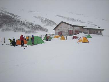 091121雷鳥沢キャンプ場