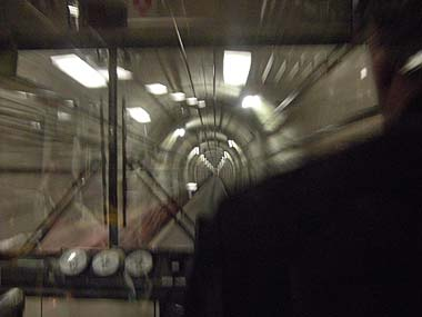 091122立山トンネル