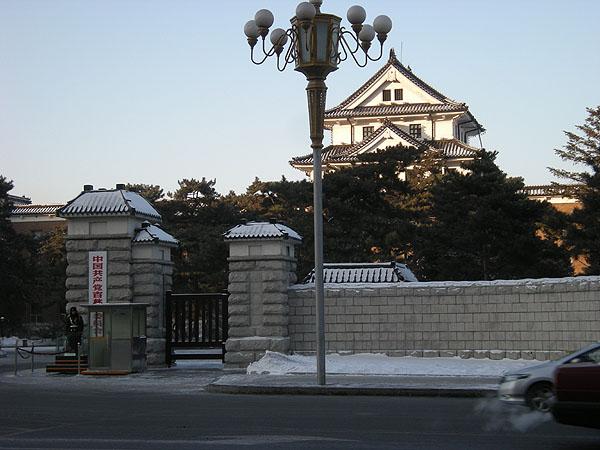 091226旧関東軍司令部