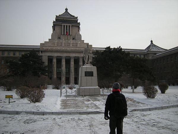 091227長春満州国国務院