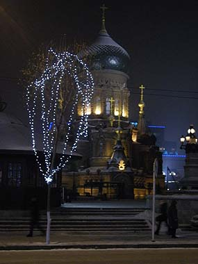 091229ハルビンソフィスカヤ寺院