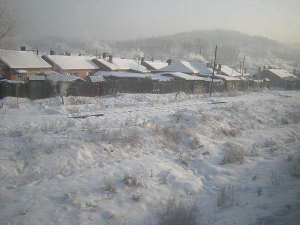 091230内蒙古自治区の村
