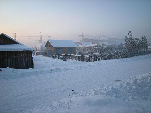 091231北極村工事現場