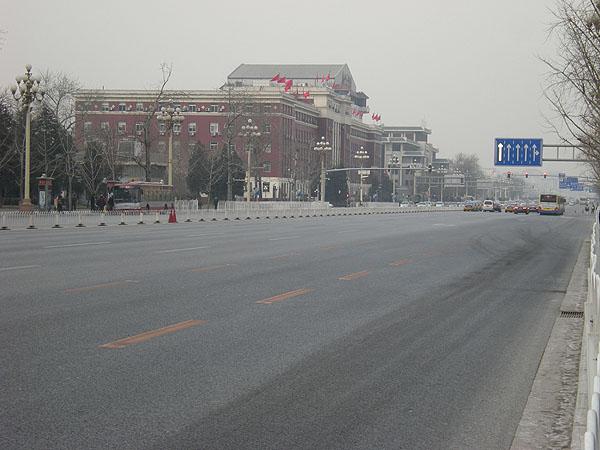 100101北京長安街