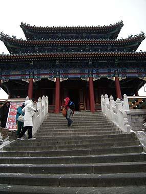 100102北京景山公園万春亭