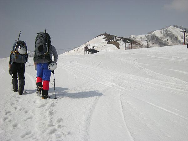 100504五竜とみおスキー場トップ