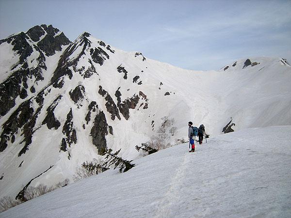 100505白岳カール