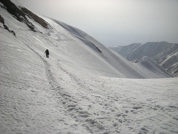 100505白岳カール2
