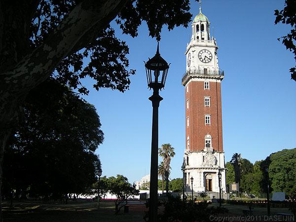 101226アルゼンチン空軍広場の英国塔