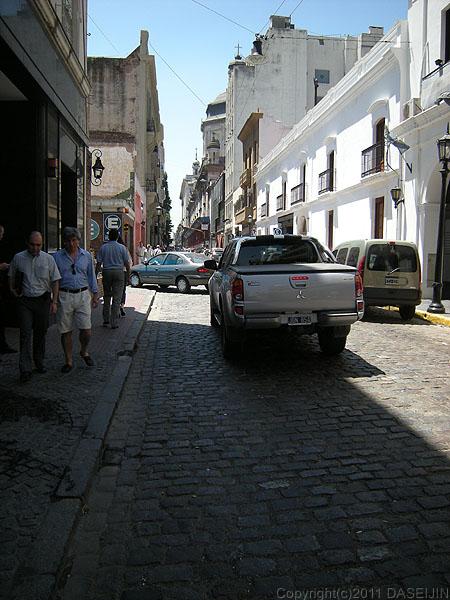 101227ブエノスアイレス・5月広場周辺