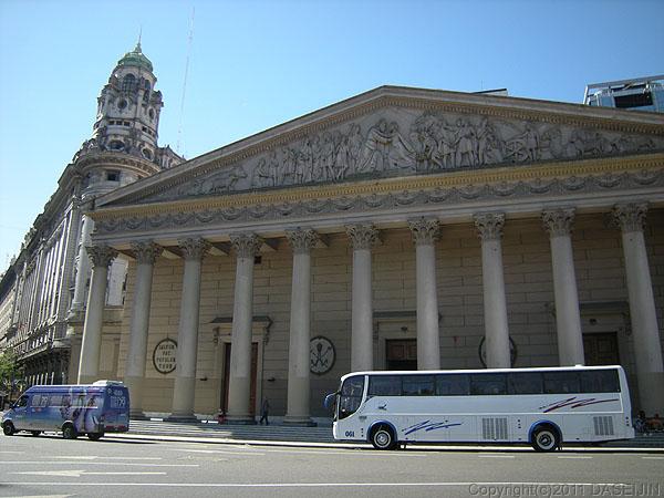 101227ブエノスアイレス・大聖堂正面