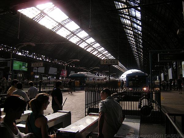 101227ブエノスアイレス・レティーロ駅