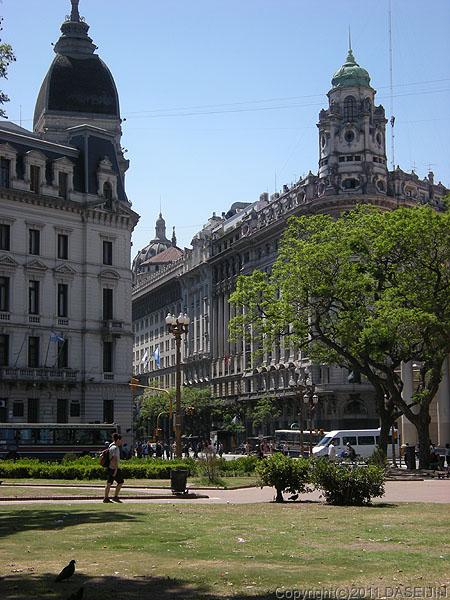 101227ブエノスアイレス・五月広場