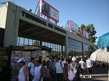101227ブエノスアイレス・バスターミナル入り口