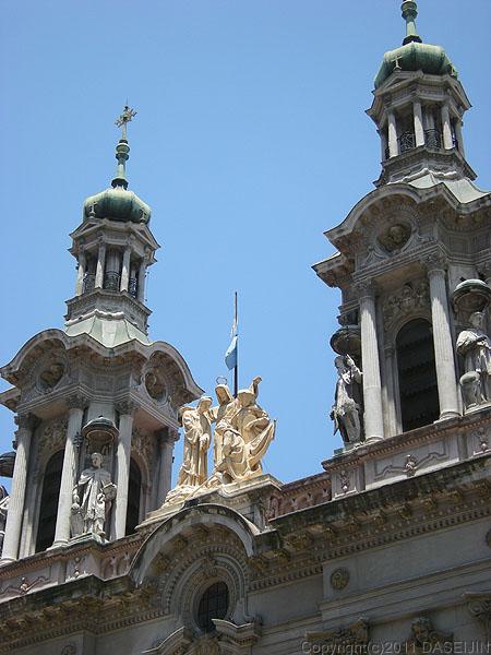 101227ブエノスアイレス・サン・フランシスコ教会