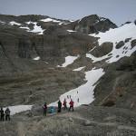 かっ、涸沢?マルティアル氷河~~南米・パタゴニアの旅(18)