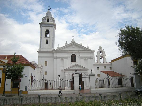 110108ブエノスアイレス・聖母ピラール聖堂