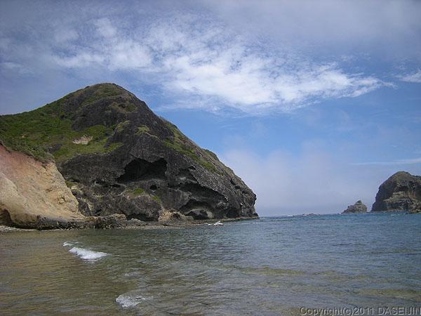 110503小笠原母島南崎から小富士