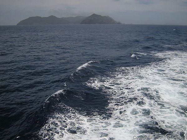 110504小笠原母島さようなら母島