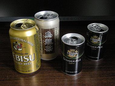 110703アルコールストーブに用いる空き缶