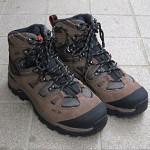 靴を新調~SALOMON DISCOVERY GTX