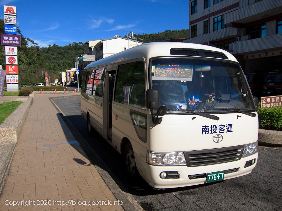 140911 日月譚のバス