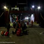 フィヨルド縦断フェリーに乗船~チリの旅(16)