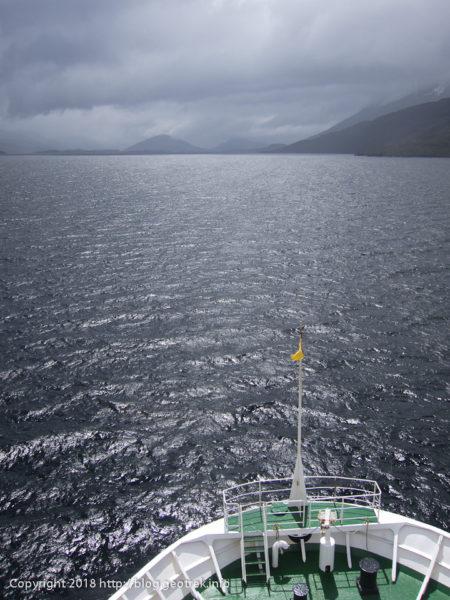 171122 クジラを求めて海を眺める