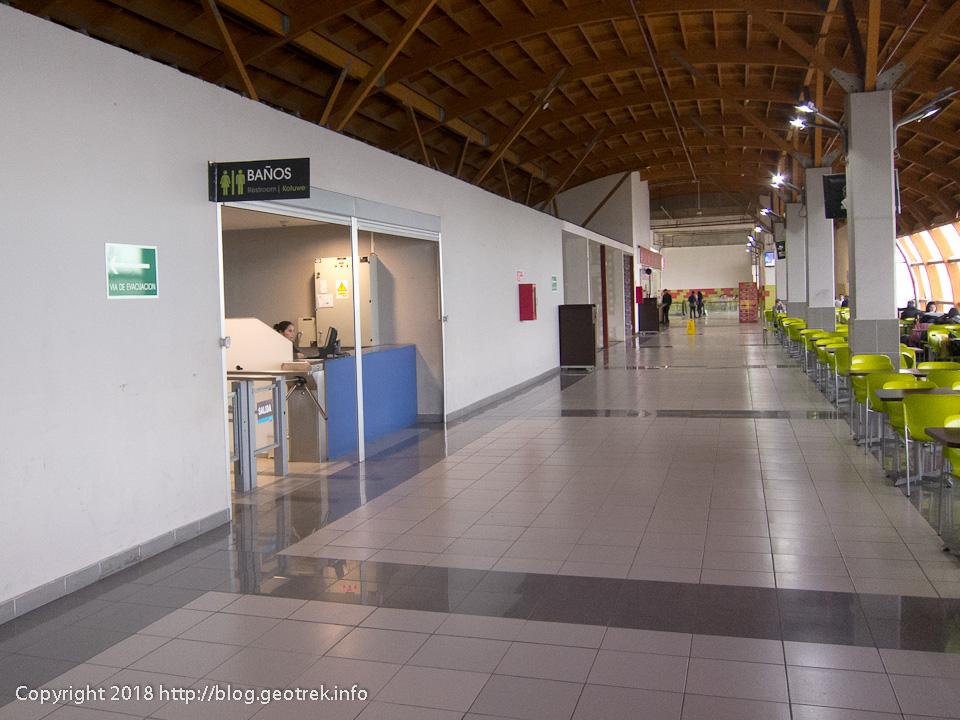 171124 プエルト・モンのバスターミナル