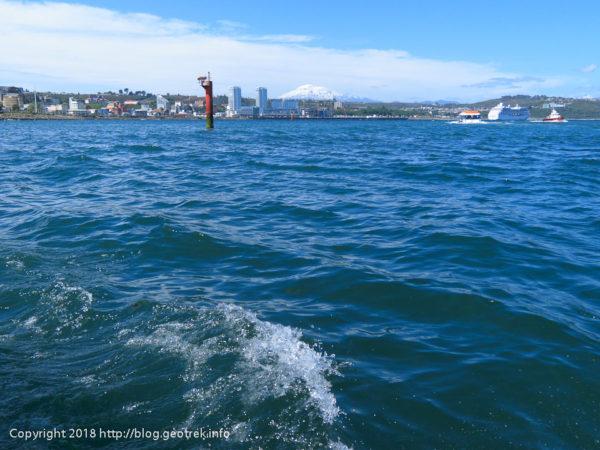171124 テングロ島へ向かう渡し船から