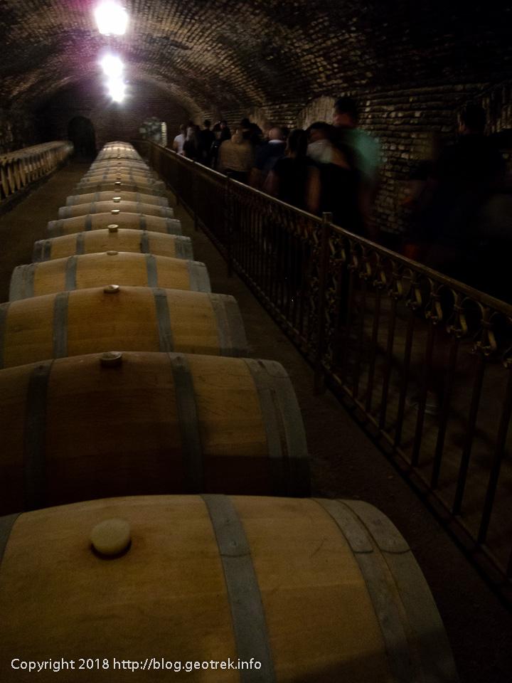 171124 コンチャイトロのワインの蔵