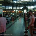 中央市場で最後のランチ~チリの旅(27)