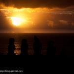 イースター島、駆け足観光~チリの旅(7)