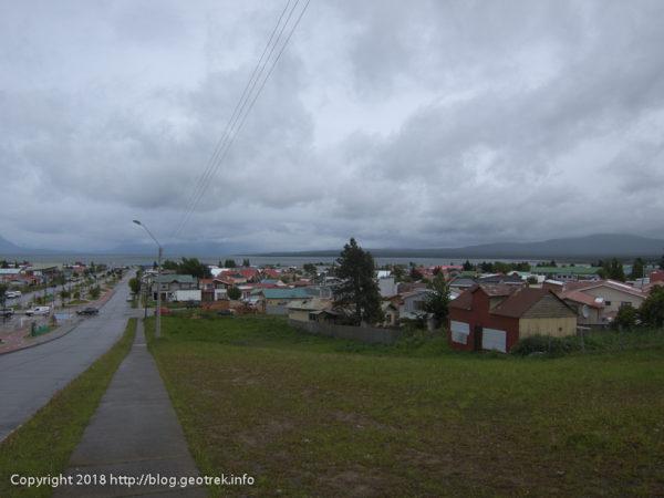 171116 雨のプエルトナタレス