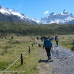 パイネトレッキング~チリの旅(10)