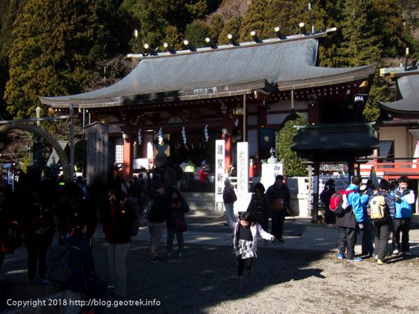 170117 大山阿夫利神社