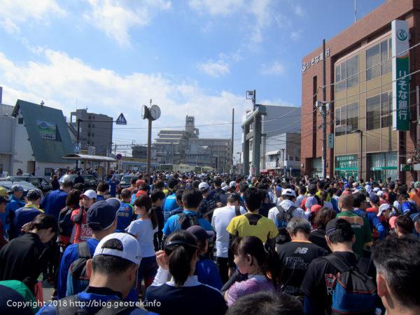 18311 大山登山マラソンスタート
