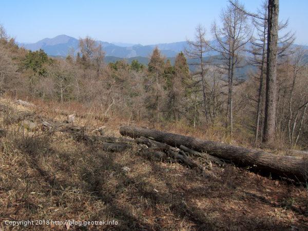 180401 大岳から御前山