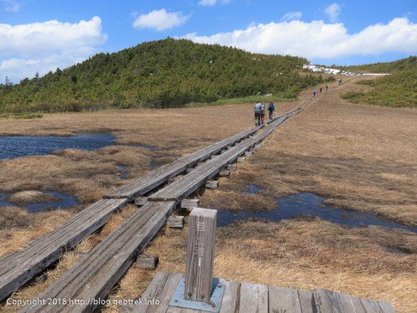 180505 熊沢田代は秋の湿原のよう