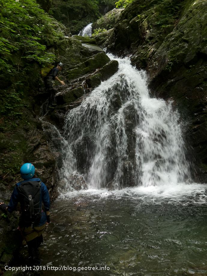 180721 5mの滝