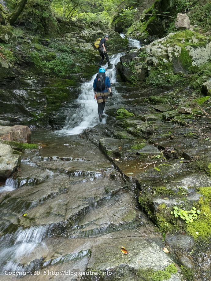 180721 滑滝