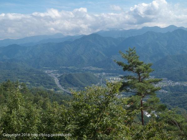 180923 百蔵山山頂