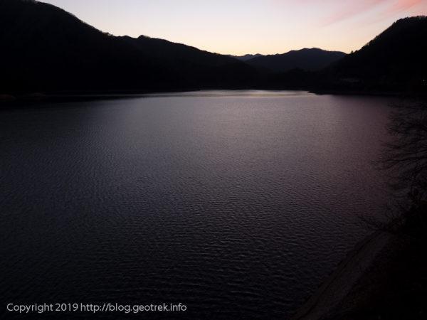 190119 奥多摩湖